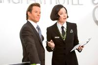 Guy Pearce and Lucy Lawless in