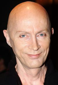 Richard O'Brien at the Celebrities Guild Unsung Heroes Awards.