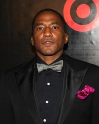 Q-Tip at the album release party of