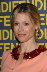 Julie Bowen at the Fendi celebration of the redesign of its Rodeo Drive flagship store in Beverly Hills.