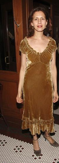 Jessica Hecht at the opening night celebration of
