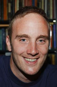 Jay Mohr at the signing of his new book