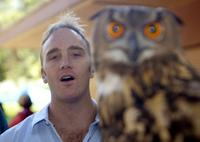 Jay Mohr at the Los Angeles Zoo's Beastly Ball.