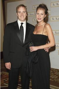 Jay Mohr and Nikki Cox at the 51st Annual Thalians Ball.