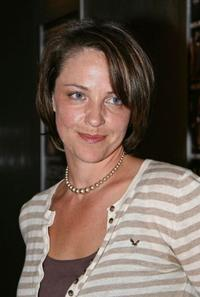 Alison Elliott at the premiere of