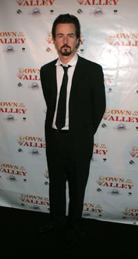 Edward Norton at the after party of