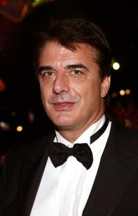 Chris Noth at the 56th Annual Primetime Emmy Awards.