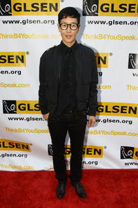 Jenny Shimizu at the 6th Annual GLSEN Respect Awards in New York.