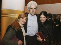 Katherine Ross, Sam Elliott and Selma Blair at the after party of the premiere of
