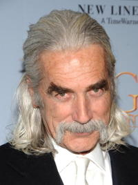 Sam Elliott at the premiere of