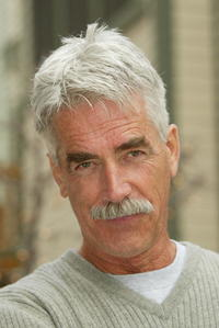 Sam Elliott at the Sundance Film Festival in Utah.