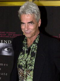 Sam Elliott at the L.A. premiere of