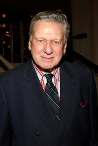 Brian Murray at the after party of the opening of