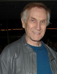 Mark Richman at the Screening of