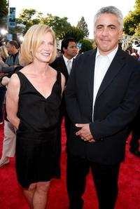Phyllis Lyons and Adam Arkin at the premiere of