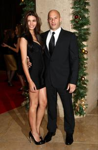 Vin Diesel and Paloma Jimenez at the 23rd Annual American Cinematheque show.