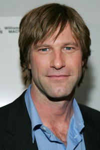 Aaron Eckhart at the N.Y. premiere of