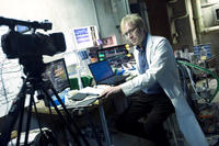 Rhys Ifans as Dr. Curt Connors in ``The Amazing Spider-Man.''