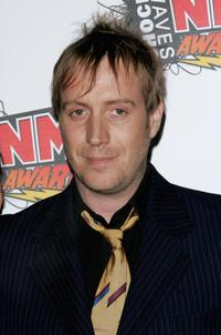 Rhys Ifans at the Shockwaves NME Awards 2006.