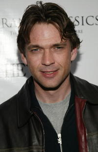 Dougray Scott at the N.Y. screening of