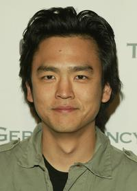 John Cho at the Gersh Agency and Gotham Magazine party to celebrate the New York upfronts.