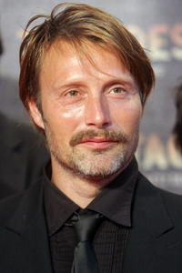 Mads Mikkelsen at the German premiere of