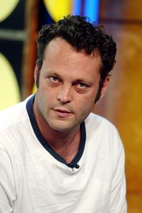 Vince Vaughn at the MTV's Total Request Live.