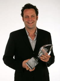 Vince Vaughn at the 33rd Annual People's Choice Awards in Los Angeles.