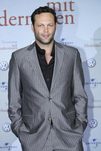 """Vince Vaughn at a special screening of """"The Break-Up"""" in Hamburg, Germany."""