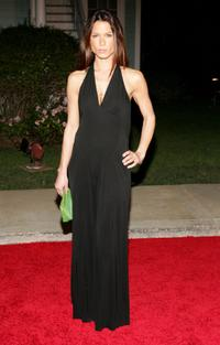 Rhona Mitra at the ABC's Winter Press Tour Party.