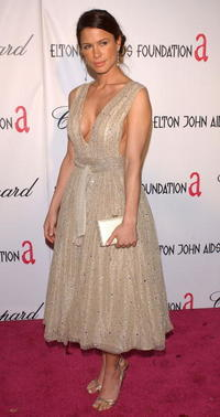 Rhona Mitra at the 13th Annual Elton John Aids Foundation Academy Awards Viewing Party in L.A.