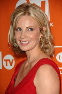 Monica Potter at the 2008 Summer TCA Tour Turner Party.