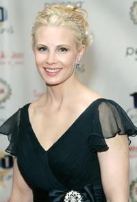 Monica Potter at the 18th Annual Night Of 100 Stars Gala.