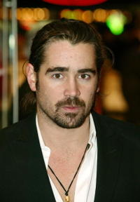 Colin Farrell at the