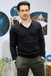Colin Farrell at the New York premiere of