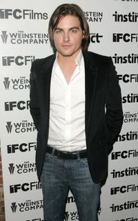 Kevin Zegers at the screening of