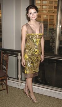 Mischa Barton at the 75th Anniversary of Save the Children.