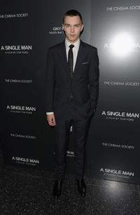 Nicholas Hoult at the special screening of