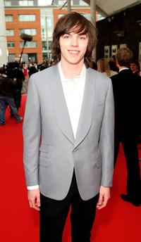 Nicholas Hoult at the Britain's Best 2008 Award.