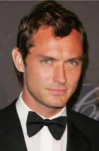 Jude Law at Cannes 2007.