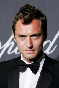 Jude Law at The Chopard Trophy held at the Rosarie Club during the 60th International Cannes Film Festival.