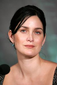 Carrie-Anne Moss at the