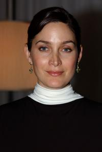 Carrie-Anne Moss at