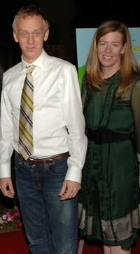 Producer Dede Gardner and Mike White at the after party of the LA premiere of