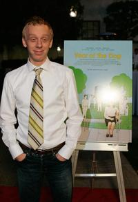 Mike White at the premiere of