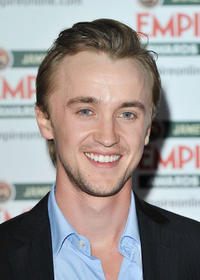 Tom Felton at the photocall of