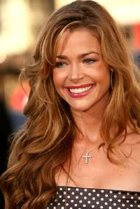 Denise Richards at the premiere of