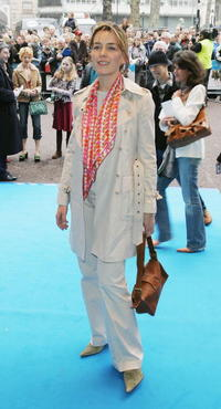 Olivia Williams at the UK premiere of