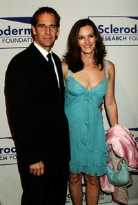 Scott Bakula and wife Chelsea Field at the 13th Annual