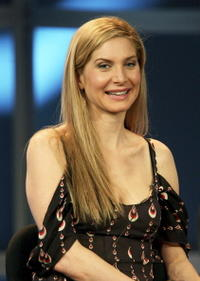 Elizabeth Mitchell at the 2007 Winter Television Critics Association Press Tour for ABC.